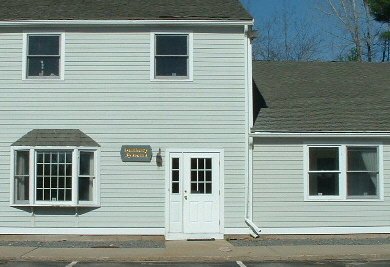 picture of the door to Duxbury Systems